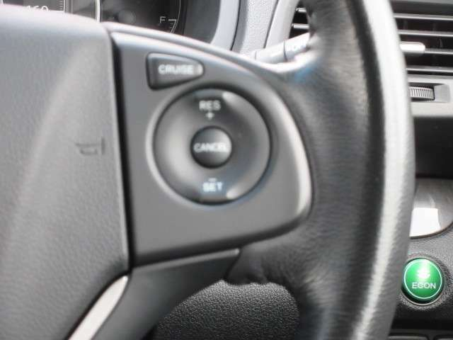 クルーズコントロール装着車