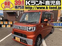 ダイハツ ウェイク 660 L ナビ・TV・Bカメラ・アルミ