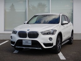 BMW X1 sドライブ 18i xライン コンフォートP ワンオーナー