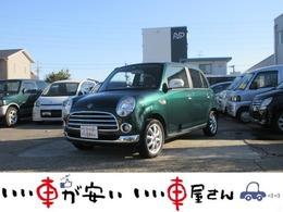 ダイハツ ミラジーノ 660 プレミアムX 禁煙 CD キーレス ETC 取説 車検2年含