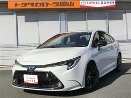 トヨタ カローラ 1.8 ハイブリッド WxB E-Four 4WD