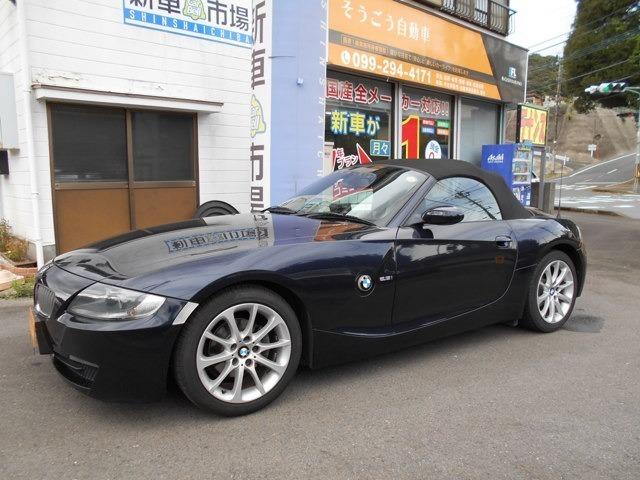 BMWZ4入庫しましたのでご紹介させていただきます♪