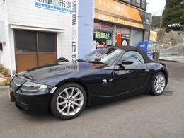 BMW Z4 ロードスター2.5i ETC・電動オープン・後期型・レザーシート