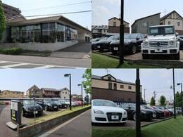 広々とした駐車場をご用意してお待ちしております。展示場には豊富な在庫をご用意。メーカー問わず比較していただけます。