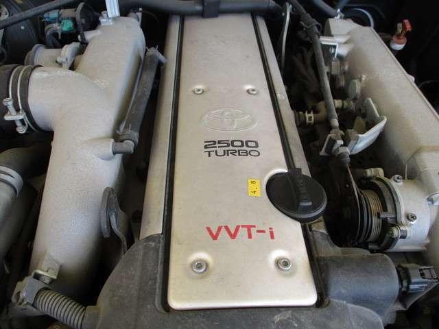 とてもパワフルな1Jターボエンジン