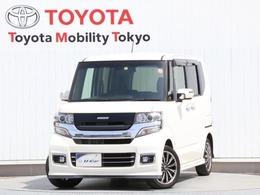 ホンダ N-BOX カスタム ターボSS 特別仕様車 SDナビ・Bモニタ・CTBA・シートヒータ・