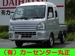 スズキ キャリイ 660 スーパーキャリイ X 3方開 4WD 届出済未使用車 走行10キロ フォグランプ