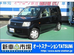 三菱 eKワゴン 660 M CD FM/AM キーレス 禁煙車