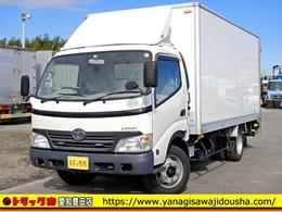 トヨタ ダイナ アルミバン パワーゲート ワイドロング 3t 6MT