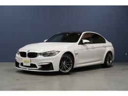 BMW M3セダン M DCT ドライブロジック 本革電動暖席Mパフォーマンスエアロ