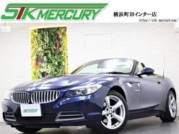 BMW Z4 sDrive23i レザー調シートカバー 純正ナビ 地デジ