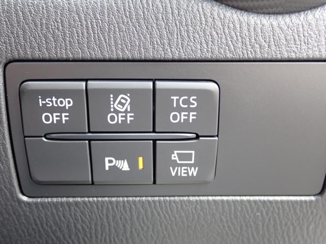 信号待ちなど無駄なガソリンを節約するi-stop、TCS(トラクションコントロールシステム)&DSC(横滑り防止)やBSM(隣車線の側・後方の車両接近を通知)で安全をサポート!
