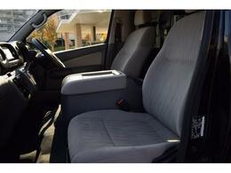 GXグレードのシートは座り心地がよく是非体感してみて下さい!