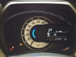 発電状況やバッテリー残量などひと目で確認することができる、エネルギーフローインジケーター。
