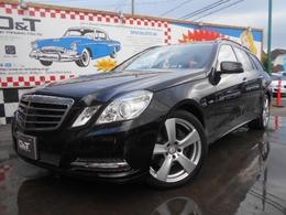 メルセデス・ベンツ Eクラスワゴン E250 ブルーエフィシェンシー セーフティーPKG ディストロニック 本革