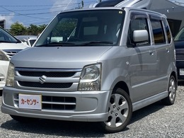 スズキ ワゴンR 660 FX-S リミテッド 純正アルミ CD  キーレス ベンチシート