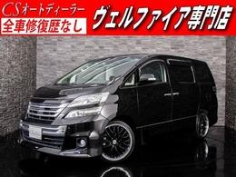 トヨタ ヴェルファイア 2.4 Z 新品20AW&タイヤ モデリスタ 両側自動ドア