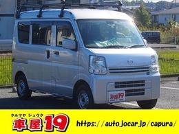 マツダ スクラム 660 PCスペシャル ハイルーフ 5AGS車 4WD/キーレス/ナビTV/ETC/走行5.3万キロ