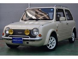 日産 パオ 1.0 ノーマルルーフ車 ワンオーナー アルミ