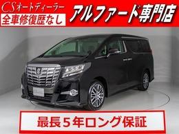 トヨタ アルファード 3.5 SA Cパッケージ 1オーナー/黒H革/後席モニター/両自ドア