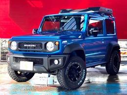 スズキ ジムニーシエラ 1.5 JC 4WD XTREME-J16AW・9インチ大画面ナビ・TV・ETC