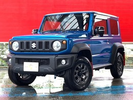 スズキ ジムニーシエラ 1.5 JC 4WD 5MT・ETC・LEDライト・ブレーキサポート