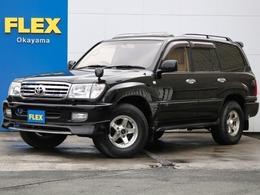 トヨタ ランドクルーザー100 4.7 VXリミテッド Gセレクション 4WD マルチレス・VXGセレクション・サンルーフ