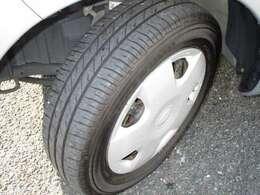 タイヤ状態
