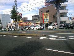 場所は国道152号線沿い。浜松中央警察の筋向いです!