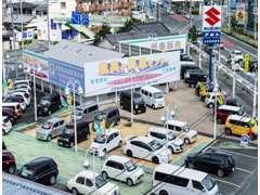 ノナカ自動車はより安心、より安全の一台をお届けいたします!スタッフ一同、皆様のご来店心よりお待ちしております!