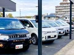 夏の中古車フェア開催中!