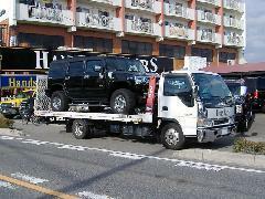 日本全国どこでも納車いたします。