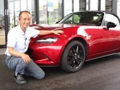 中古車マネージャーの鈴木です!中古車はもちろん、新車販売・整備・保険のお取り扱いもございます!お気軽にご相談ください!