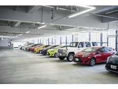 愛知トヨタの新車店舗で試乗車として使用していた車など、数多く取り揃えております。ぜひお気軽にお問合せください。