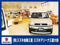 店内に新車&新型車が展示してあります!隅々までご覧ください!