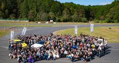 WINGDAYでは260台のお客様にお集まりいただきました!