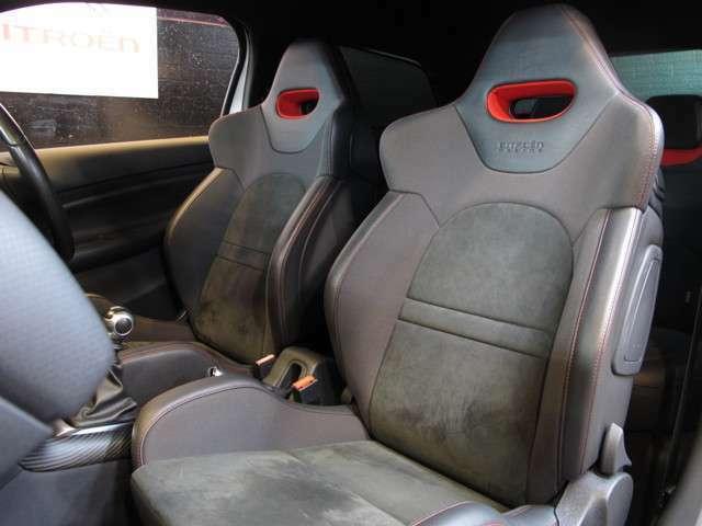 スポーツタイプのシートですが長距離移動も快適にご使用頂けます!!