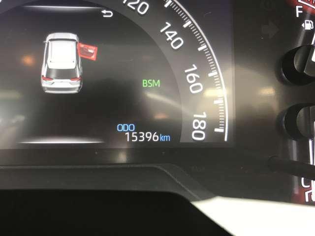 走行距離も16000キロ以下