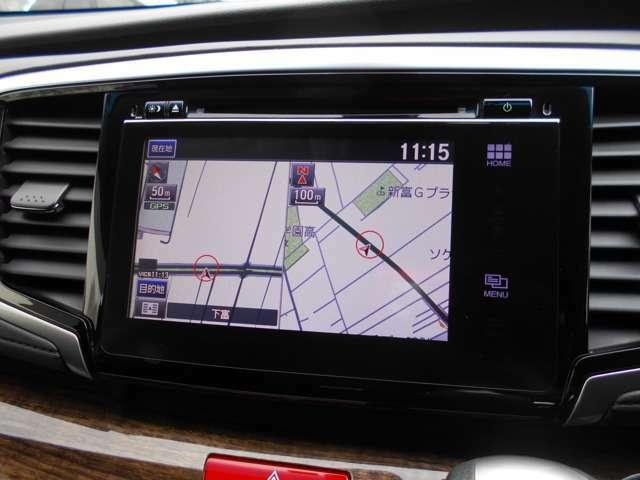 ☆インターナビ ワンセグTVを装備しています♪。遠出の旅行もロングドライブも安心ですね(*^^*)