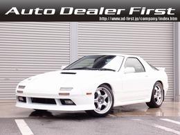 マツダ サバンナRX-7 GT-R HDDナビ 260kmメーター 車高調WORK S1 18AW