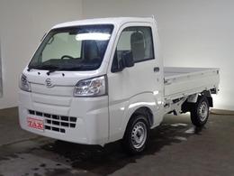 ダイハツ ハイゼットトラック 660 スタンダード SAIIIt 3方開 4WD 4速オートマ 届出済未使用車
