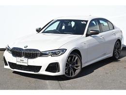 BMW 3シリーズ M340i xドライブ 4WD 元弊社社用車黒革harmankardonレーザライト