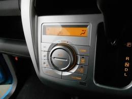 オートエアコンがとっても便利!温度の設定をするだけで自動で風量調節してくれます!ひとつひとつ自分でやらなくていいので、より運転に集中できます!これは安心ですね♪