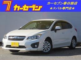 スバル インプレッサスポーツ 1.6 i-L 4WD 5速MT車 SDナビ TV DVD再生 HIDライト