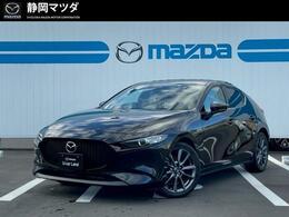 マツダ MAZDA3ファストバック 1.5 15S ツーリング 衝突軽減ブレーキ 360°ビューモニター