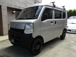 三菱 ミニキャブバン 660 M ハイルーフ 5AMT車 リフトアップ 2WD ドラレコ ETC 5AGS