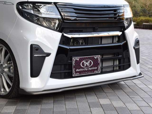 新品エアロパーツ・BOLDWORLD車高調・WORK17インチアルミ