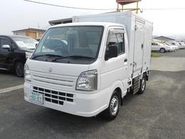 スズキ キャリイ 660 低温冷凍車 1WAY 東プレ製・中温・冷蔵冷凍 AT PS 2WD