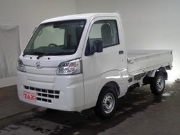 ダイハツ ハイゼットトラック 660 スタンダード SAIIIt 3方開 4WD 5速マニュアル 届出済未使用車