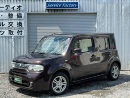 日産 キューブ 1.5 15X Mセレクション 車検新規2年付 地デジTV